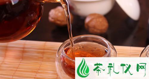 优质普洱茶的特点