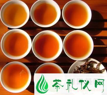 普洱茶所含的物质及作用