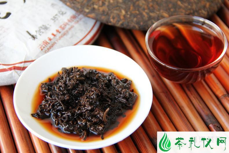 """详解普洱茶""""烘炒香"""""""