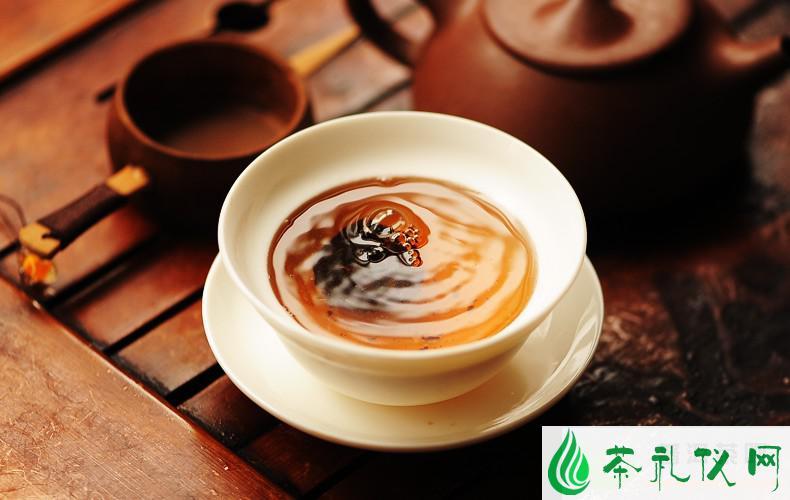 """普洱茶""""七子饼茶""""的由来"""