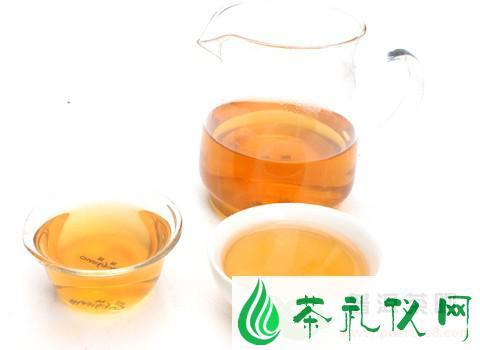 从汤色辨析普洱茶的品质