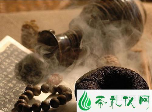 普洱茶中的芬香物质
