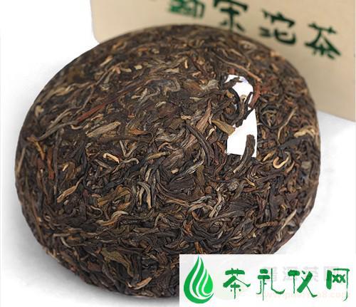 普洱茶是如何按原料分类的