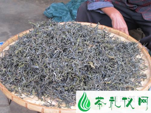 【老帕卡】小户赛古树普洱茶纯料