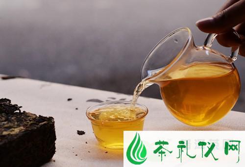 """普洱茶茶汤的""""厚薄""""与""""浓淡"""""""