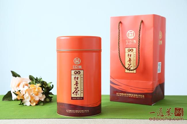 融合度高甘之源2016年新会柑普茶品评