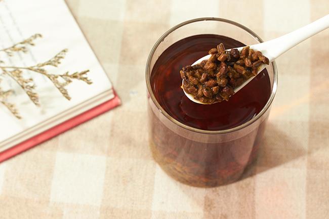 简单制作决明子茶决明子茶的食用疗效