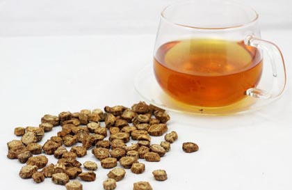 喝牛蒡茶的五个神奇作用