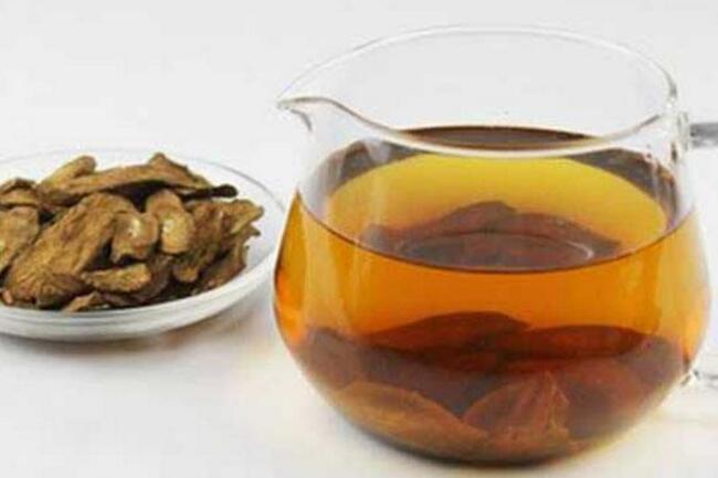 牛蒡茶是一种纯天然茶品关于牛蒡茶的介绍
