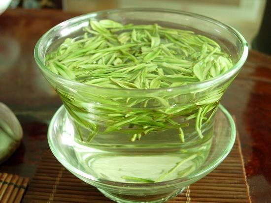 茶百科之安化松针茶