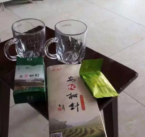 安化名茶——安化松针