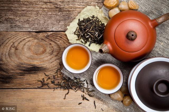 喝茶有助消化,饭后喝茶却是一个不良习惯