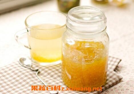 蜂蜜柚子茶怎么喝喝蜂蜜柚子茶的好处