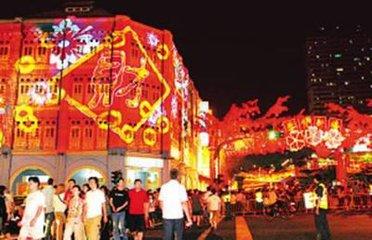 新加坡春节
