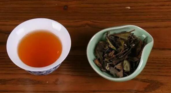 老白茶的滋味