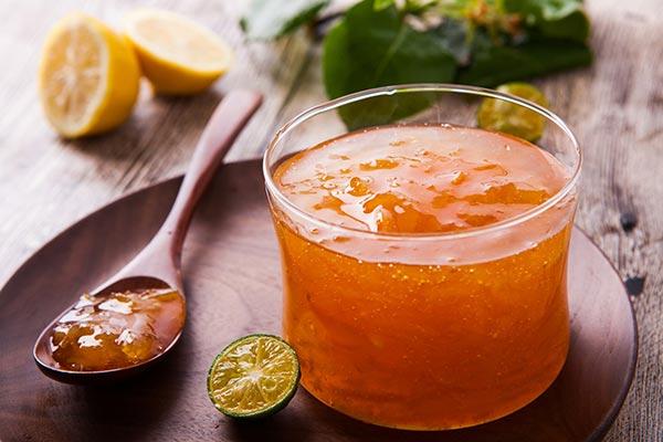 蜂蜜柚子茶饮料