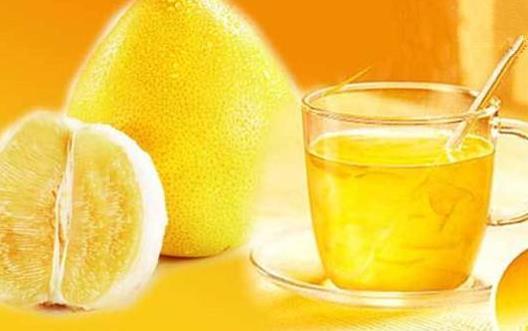 蜂蜜柚子茶,冬日暖心必备!