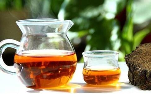 千两茶的饮用禁忌!