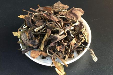 貢眉白茶的品質特征!