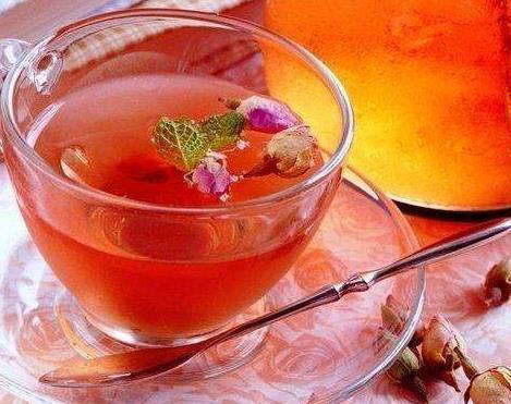 玫瑰花茶+蜂蜜的功效和泡法