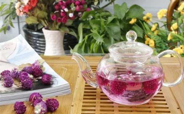 千日红花茶的功效及制作方法介绍