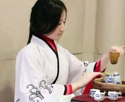 原来,茶是女人的知心朋友