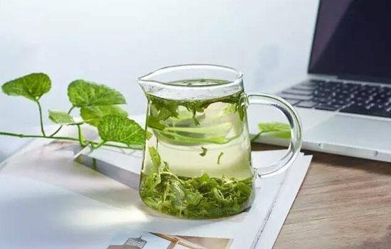 荷叶茶的功效 荷叶茶的食用方法