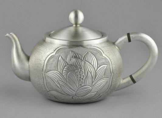 银壶怎么选? 为什么越来越多的人选择银壶煮水、泡茶