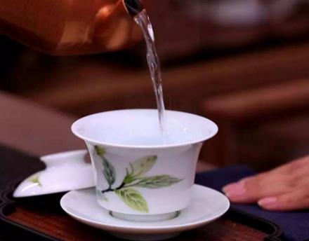 武夷岩茶的泡法 教你正确的冲泡!