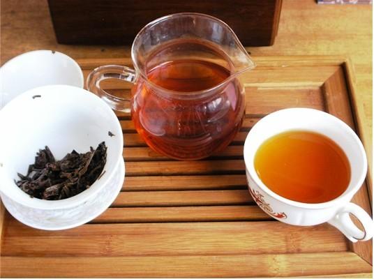 滇红茶作用与功效