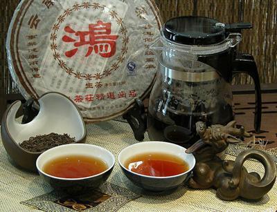喝普洱熟茶能减肥吗