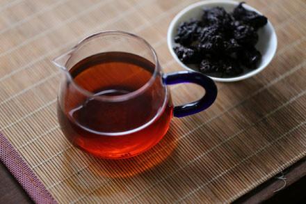 黑茶功效与作用