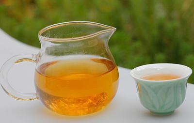 乌龙茶铁观音茶叶的功效