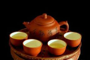 熟悉一下乌龙茶的泡法