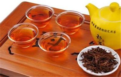 滇红茶的冲泡方法