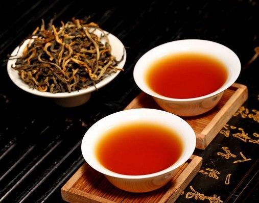叶滇红茶的功效