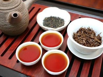 川红工夫红茶的功效