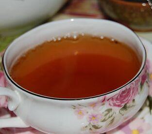 云南滇红茶的功效