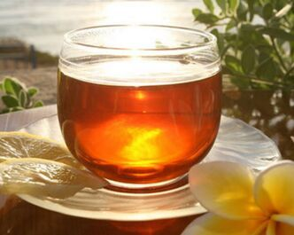藏红茶的功效