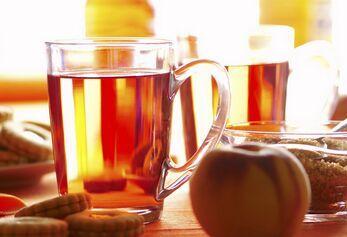 正山小种的红茶