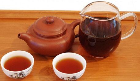 生普洱茶的喝法