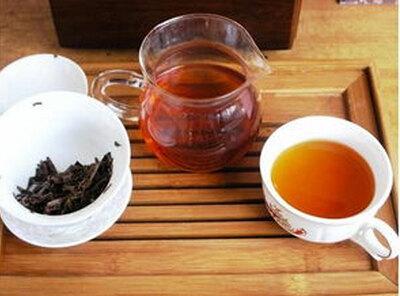 熟普洱茶的泡法