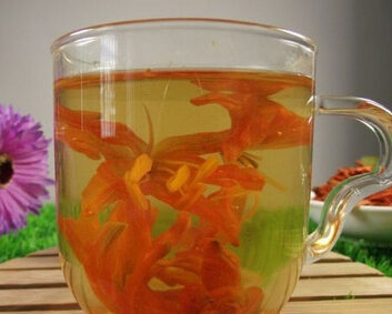 喝百合花茶有什么好处