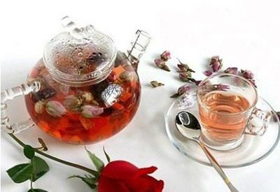 玫瑰花茶的包装都有哪些