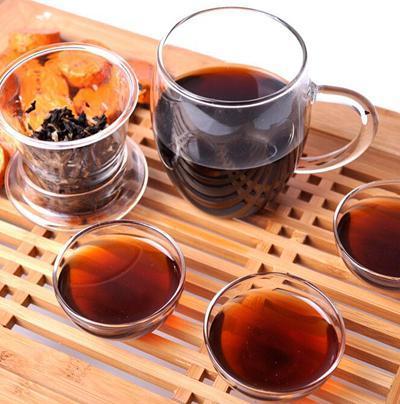 红太阳老同志普洱茶