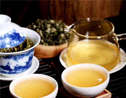 从信阳毛尖谈茶文化