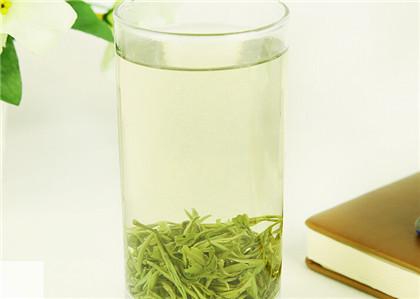 西湖龙井属于绿茶