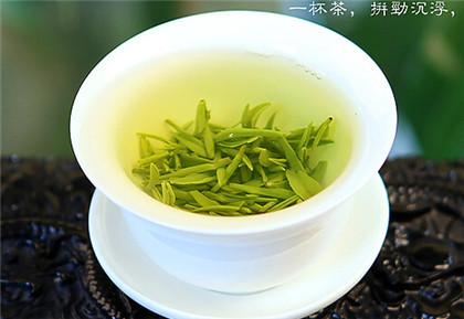 怎么喝绿茶减肥