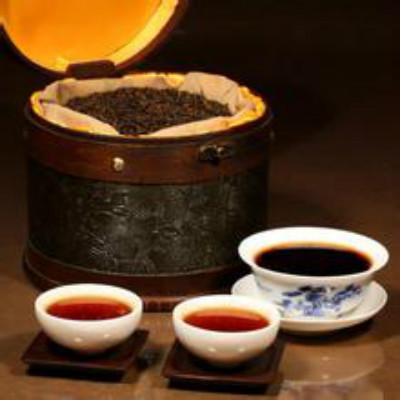 收藏普洱茶最佳方法