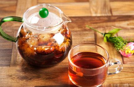 菊花普洱茶的作用